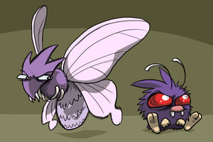 The Venonat Family