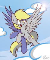 Derp in the Skies by dahhez