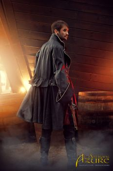 Hook Once Upon a Time Cosplay 3 by ArtisansdAzure