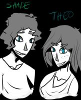 AT:Theo and shade by Zelda-muffins