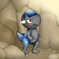 Daily Pokemon #004 - Cranidos