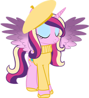 French Princess Cadence by cool77778