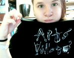 Arts Village Shirt - I designed! by Karen73