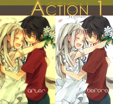 Anime action 01 by Paulysa