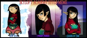 SA: Style Meme Capell by MightyMaki