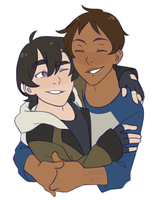 soft klance content by summer-draws