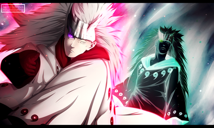 Naruto chapter 674 - Another Madara by Kortrex