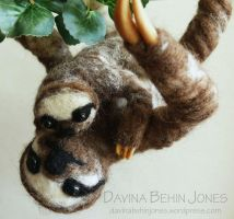 Sloths by FamiliarOddlings