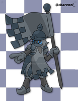 Checksign black (fakemon) by Charenel