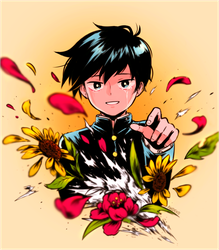 MP100: Ritsu by Chancake