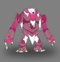 Bear Spirit Infused Power Suit by Karbacca