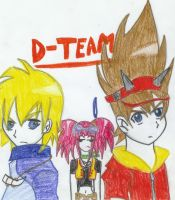 D-Team by Miss-Whoa-Back-Off