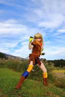 Yang Xiao Long by doller98-TAKA