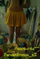 Pikachu Skirt Cosplay by LuffySwan