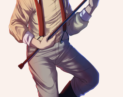 Colonel William by Ao--hoshi