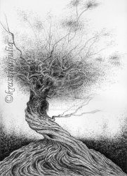 Mystic Tree 04 by Blue-Whale-Song
