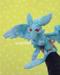 Custom Pina Dragon Plush Sword Art Online by TheBeardedSewist