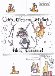 Medieval Time! a.k.a I'm back, or something. by Dedalo-el-Hispano