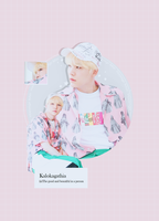 PALE PINK / SUGA by TaeBabe