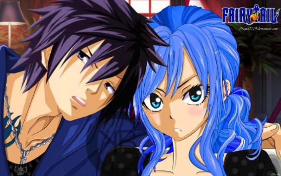Gray and Juvia : Gruvia Picture by nina2119