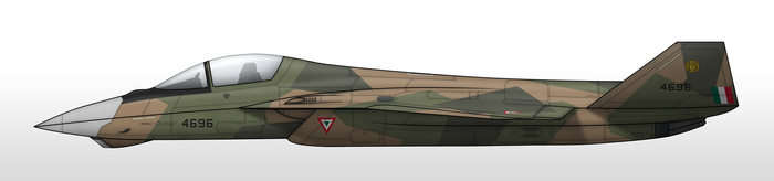 F-33A - Mexican Air Force by Jetfreak-7