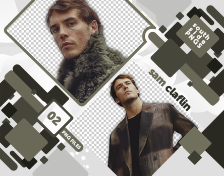 Png Pack 3605 - Sam Claflin by southsidepngs