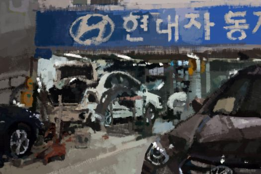VONYC571: Hyundai Garage by Hamsta180