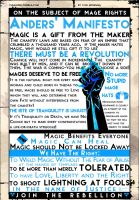 Anders'  Manifesto by coolbyproxy