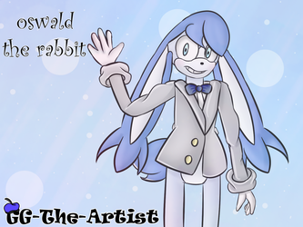 Oswald Redraw by GG-The-Artist