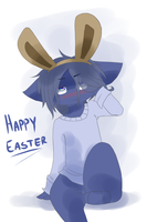 Happy Easter by Heise-kun