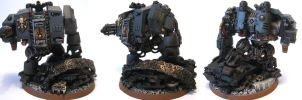 Dreadnought Bagghy by Soulfein