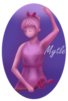 Mytle by stardustlily03