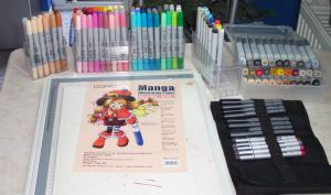 COPIC -collection by Togusa76