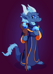 Commission: Cobalt by Muggyy