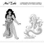Strange Waters Submission - Ma'Tahi by Ellen-Natalie