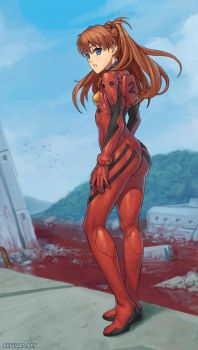Asuka by Speeh