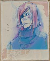 Badou Polaroid by andrahilde