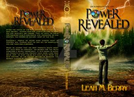 Power Revealed Full Wrap Cover by Dafeenah