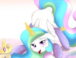Celestia wants to play by Fotasy