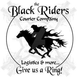 Black Riders Courier Company by whu-wei