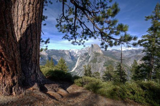 Half Dome 2 by PaulWeber