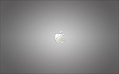 Apple iPhone Bootlogo Wall by schmrom