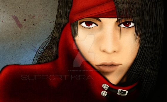 Vincent Valentine by Support-KIRA