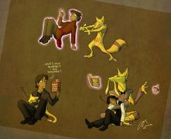 How To Train Your Abra