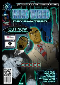 Cover of Hard Wired Rebel Alliance Issue 1: Siege by AllKnightz