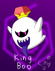 King Boo by RichardtheDarkBoy29