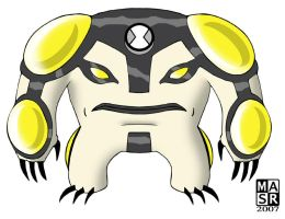 Cannonbolt by rattrap587