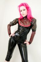 Our Lady of Latex... by MysCy