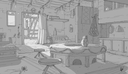 Environment study by Nuzzadynamis
