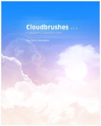 My Cloud Brushes by SaviourMachine